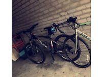 """Carrera Vengeance Woman's Bike 21"""" frame"""