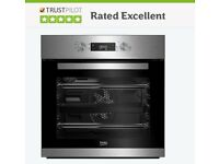 Unused Brand new Beko integrated oven