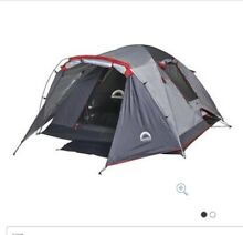 Spinifex Coolum Dome Tent Grey & Red Yokine Stirling Area Preview
