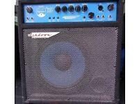 Ashdown Electric Blue 180 Bass Amp great condition, Ashdown BlueLine driver