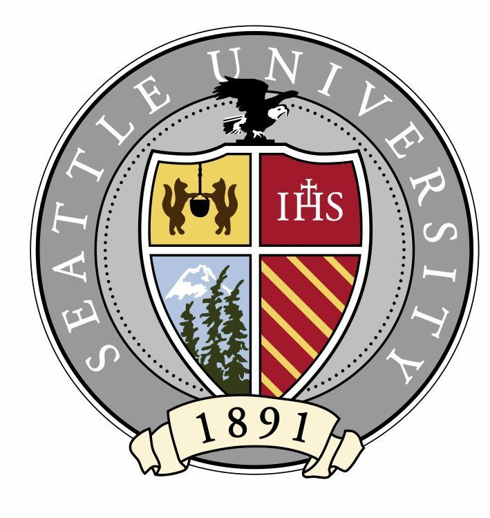 Home Decoration - Seal of Seattle University Sticker / Decal R673