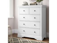 5 Drawer Chest BRAND NEW BOXED