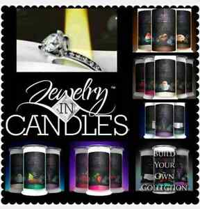 Jewelry in a Candle Cambridge Kitchener Area image 1