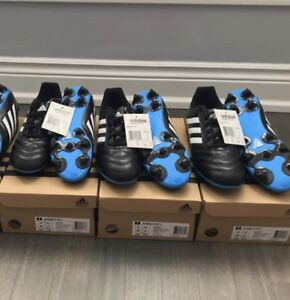 Brand New In Box adidas goletto kids soccer shoes - size 4 - 6