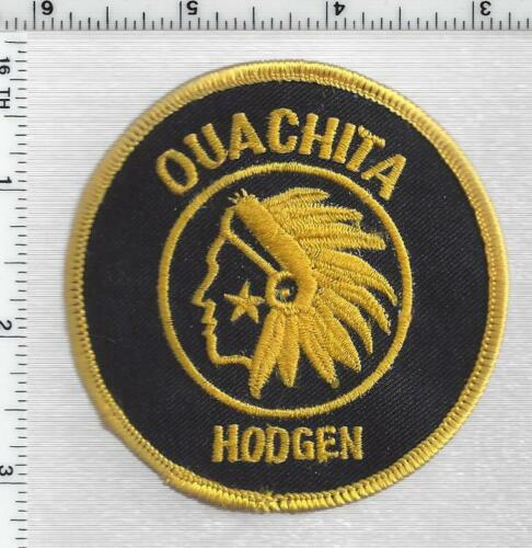 Ouachita Corrections Center (Oklahoma) 1st Issue Shoulder Patch