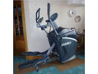 High-end Octane Fitness Pro 3500 Elliptical Crosstrainer / Cross Trainer