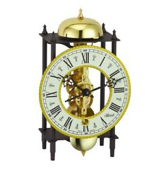 Hermle Lantern Skeleton Table Clock 23003-000711