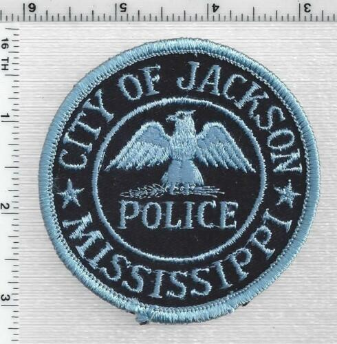 City of Jackson Police (Mississippi) 2nd Issue Shoulder Patch