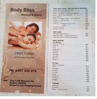 Special massage $55 full body  ( this week only) Madeley Wanneroo Area Preview