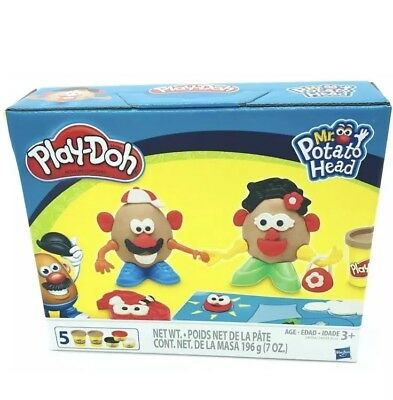 Playdough Sets (Mr Potato Head Play-Doh Fun Set Play Dough  Hasbro FAST SHIPPING)