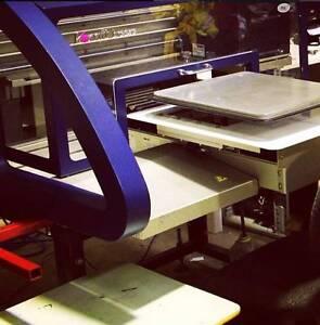 Kornit Breeze Direct to Garment (DTG) TShirt & Garment Printer Marrickville Marrickville Area Preview