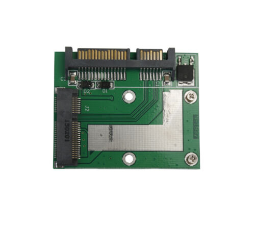 Mini Pcie mSATA SSD to 2.5'' SATA3 6.0 Gps Adapter Converter Card Module Board