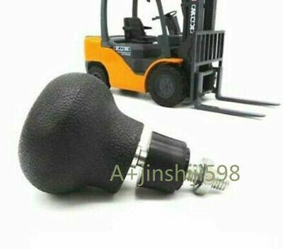 Steering Wheel Spinner Knob Turning Plastic Aid Ball Tractor Forklift Screw 8mm