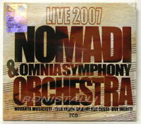 Nomadi & Omnia Symphony Orchestra - Live 2007 Doppio Cd Digipack Sigillato -  - ebay.it