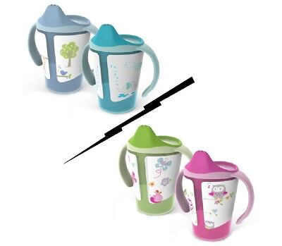 Born Free Grow with Me 6 oz Training Toddler Sippy Cup - 2 pack