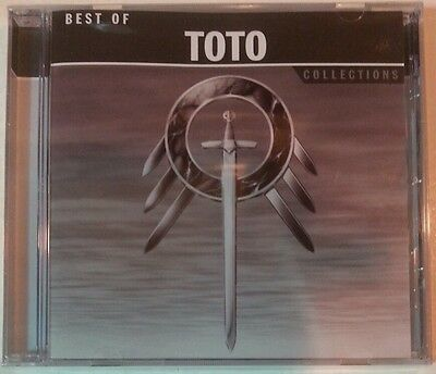 BEST OF TOTO - COLLECTIONS (CD, 2001 - USA - Sony) BRAND NEW,