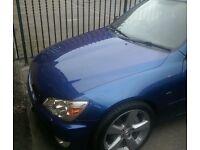 Lexus is200 2.0 petrol.manual