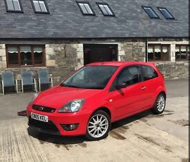 Ford Fiesta Zetec S - LOW MILEAGE