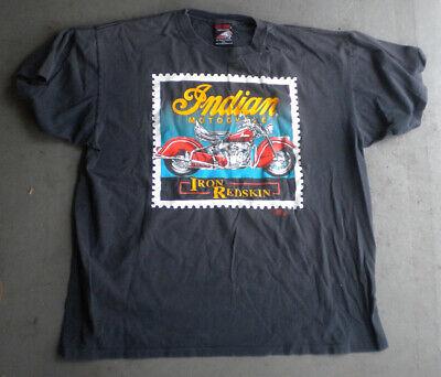 Vintage Indian Motorcycle T-Shirt XL