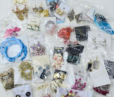 Wholesale Jewelry Lot - 40 Pairs High End Quality Earrings US Seller Fast Ship
