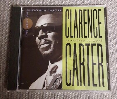 Clarence Carter - Snatching It Back: The Best Of (CD, 1992,