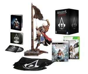 Assassins Creed Black Flag Limited Edition Xbox 369