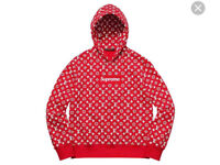 Louis Vuitton x Supreme hoodie