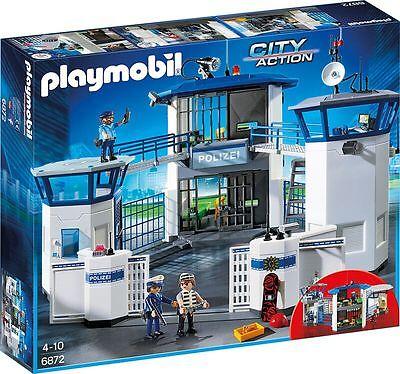 Playmobil 6872 Polizeistation Neu & OVP