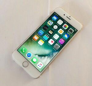 Apple iPhone 6 16GB Silver Bell/Virgin Good Condition $290