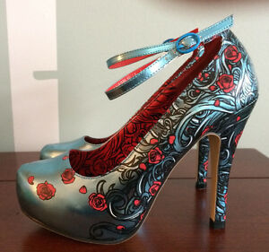 Iron Fist Platform Heels  and Call It Spring Sandals Gatineau Ottawa / Gatineau Area image 2