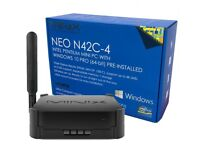 MINIX NEO N42C-4 Licensed Windows 10 Pro 64bit Intel Apollo Lake N4200 4GB/32GB Mini PC