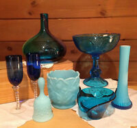 MANY GLASS , VINTAGE WARE