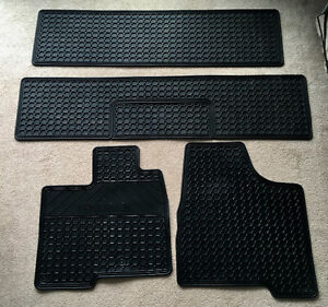 Toyota Sienna All Weather Car Mat Liners Cambridge Kitchener Area image 1