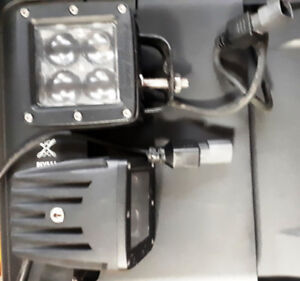 LED DRIVING LIGHTS TRUCK OR MOTORCYCLE