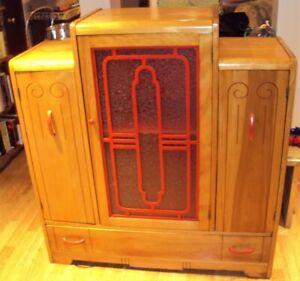 Vaisselier - Armoire - Antique - Art Deco