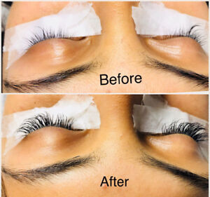 Eyelash Extensions for only $30