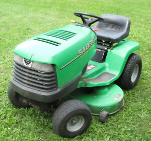 Saber 14 38 Lawn Tractor AS IS