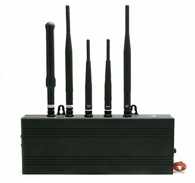 Professional Wide Area Building Cell Mobile Phone Detector Counter Surveillance
