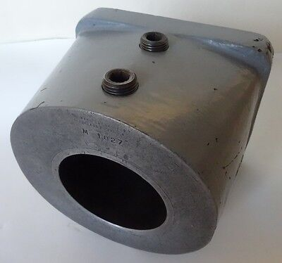 2a Warner Swasey Short Flanged Tool Holder 3 Bore Size M1827
