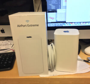 Apple Airport Extreme (6th Generation) - Model A1521