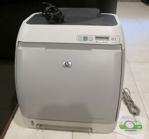 HP Color LaserJet 2605dn Printer West Island Greater Montréal image 1