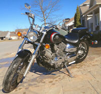 Yamaha V-Star 1100 Classic - low mileage