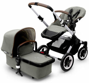 Bugaboo Buffalo Limited Edition Stroller. Excellent Condition!