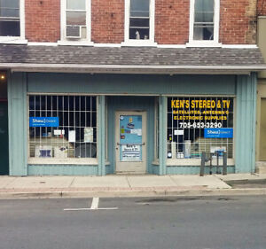 Downtown Campbellford, Spacious Store for Rent