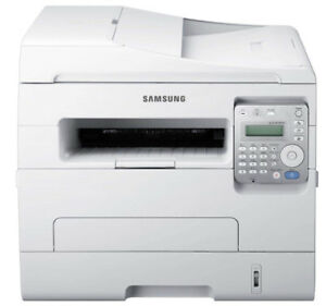 NEW Samsung Laser Wireless Double Sided Copy Scan Fax Printer