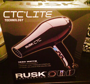 """""""BRAND NEW"""" RUSK professional blow dryer"""