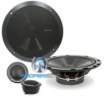 6 1/2 Car Speakers Rockford Fosgate | Carspeakers