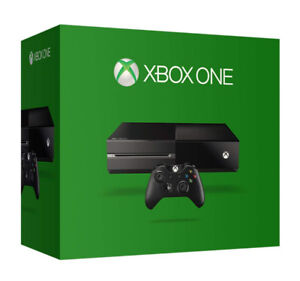 Wanted: Xbox one