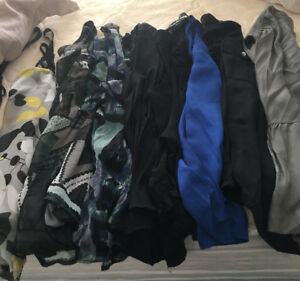 Women's sleeveless shirt lot (s,m)
