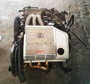 Toyota Avalon 1mz 1mz-fe 3.0L V6 Engine Motor Only 2000-2004